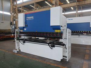 100T 2500 2 axis control hydraulic press brake lansang machine