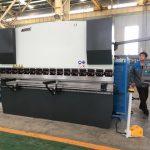 125ton sheet bending machine alang sa stainless steel forming