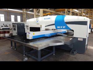30 tonelada nga CNC servo hydraulic turret punch press