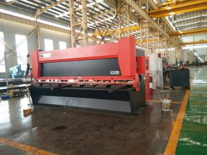 3000mm guillotine shearing machine