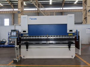 WC67K hydraulic cnc press brake, presyo sa bending machine