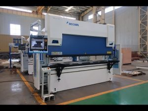 6 axis CNC press brake machine 100 tonelada x 3200mm