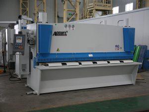 hydraulic guillotine shearing machine