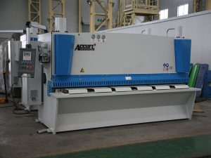 6m plate shearing machine
