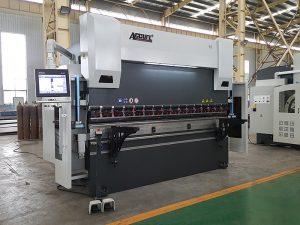 80 ka tonelada nga cutter machine hydraulic press preno
