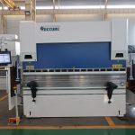 WC67K 500T / 4000mm cnc hydraulic stainless steel press brake, high efficiency plate sheet metal bending machine