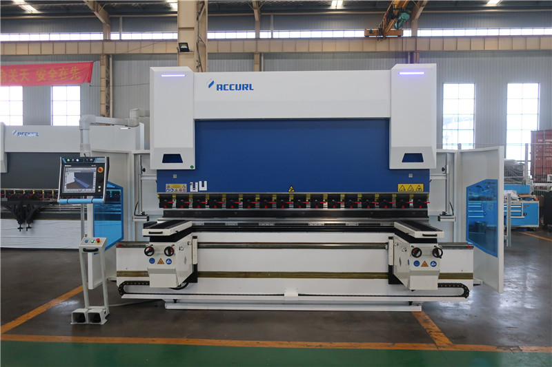 ACCURL CNC press brake DA69T