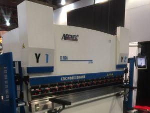 Ang Accurl miapil sa Las Vegas Machinery Exhibition sa Estados Unidos sa tuig 2016