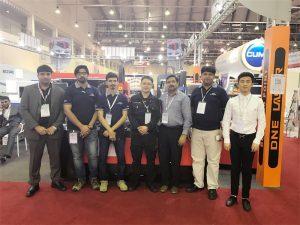 Dubai Delegation Pagbisita sa Atong Exhibition