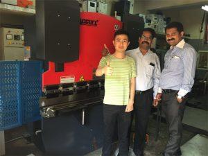 Pagbisita sa mga Kustomer sa India Pabrika ug Buy Machines