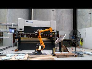 Robotic CNC Press Brake alang sa Robotic Bending Cell System