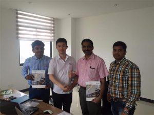 Mga Sugilanon sa Sri Lanka Hisguti ang Teknolohiya uban sa Mr.Tai sa Among Opisina