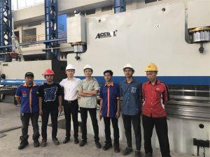 Ang Delegasyon sa Indonesia Miabut sa Pagbisita sa Among pabrika