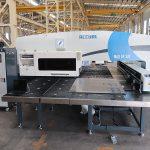 MAX-SF-30T hydraulic punching press machine cnc fanuc system turret punch machine uban sa amada tools makina manufacturing