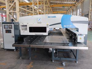amada cnc turret punch press machine
