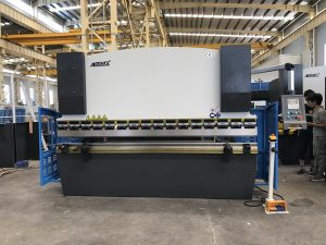 kurtina track bending machine cnc hydraulic press brake alang sa sale