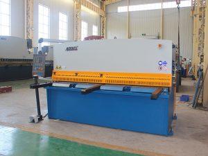 sikat nga brand QC12y / K 12X3200 hydraulic shearing machine nga adunay maayong kalidad