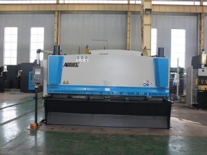 bili nga cnc hydraulic shearing machine