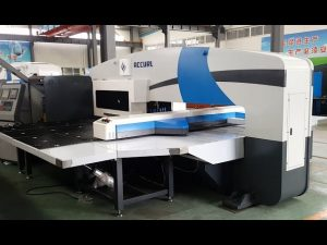 Mga tiggama sa cnc punch press - turret punch presses - 5-axis cnc servo punching machines