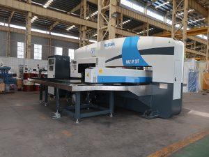 nagtrabaho nga station cnc turret punch press, cnc punching machine
