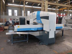 siemens system cnc turret punching machine, automatic hole hole punching machine, cnc punch press price