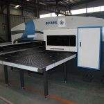 MAX-SF-30T manufacturing cnc punching machine hydraulic punch press uban ang Amada tools turret punching Fanuc control