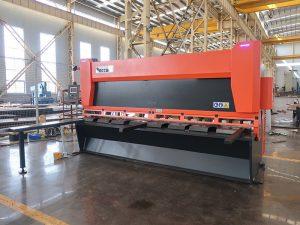 hydraulic shearing machine QC12y-6X3200 hydraulic cutting machine hydraulic guillotine shear