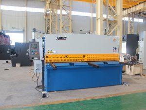 new design hydraulic shear guillotine machine, guillotine shearing machine