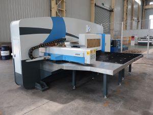 Ang MAX-SF-30T gigamit nga cnc turret punch press